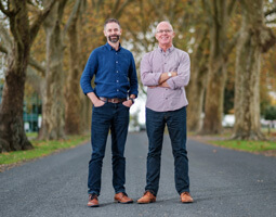 Cannasouth co-founders Mark Lucas and Nic Foreman